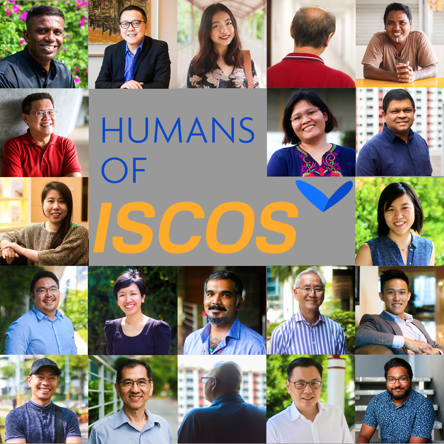 Humans of ISCOS