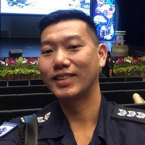 Mr Jonathan Tan (Honorary Secretary)